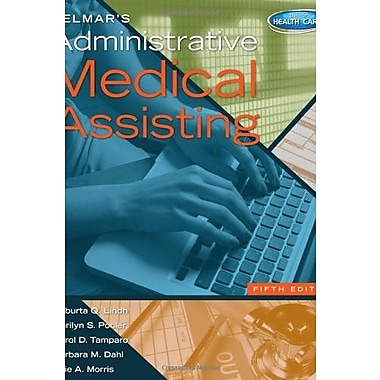 Delmar's Administrative Medical Assisting, New Book (9781133602996)
