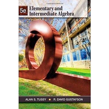 Elementary and Intermediate Algebra, New Book (9781111567682)