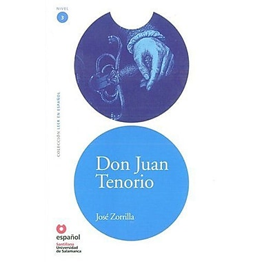 Don Juan Tenorio (Leer En Espanol Level 3) (Leer en Espanol: Nivel 3) (Spanish Edition), Used Book (9788497130776)