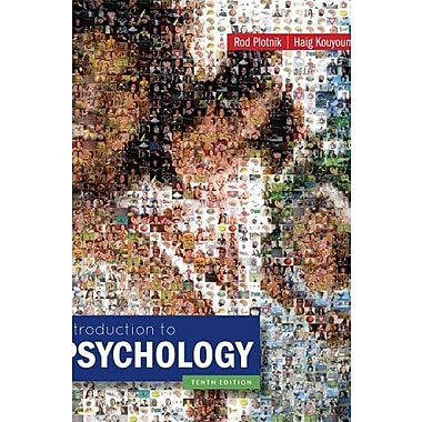 Introduction to Psychology, New Book (9781133939535)