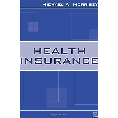 Health Insurance, New Book (9781567932829)