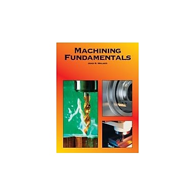 Machining Fundamentals, New Book (9781590702499)