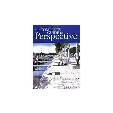 The Complete Guide to Perspective, New Book (9781581805161)