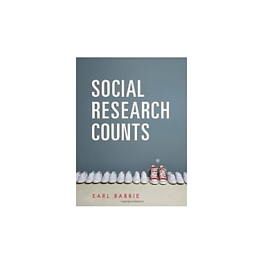 Social Research Counts, New Book (9781111833893)