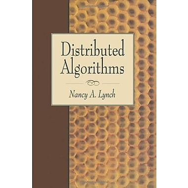 Distributed Algorithms (The Morgan Kaufmann Series in Data Management Systems), Used Book (9781558603486)