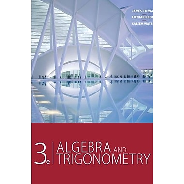 Bundle: Algebra & Trigonometry for One Term Math & Science, Used Book (9781111495893)