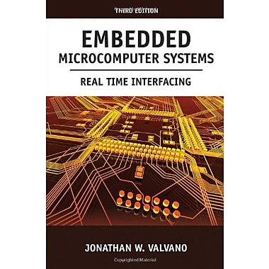 Embedded Microcomputer Systems: Real Time Interfacing, Used Book (9781111426255)
