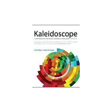 Kaleidoscope: Contemporary and Classic Readings in Education, Used Book (9781111839000)