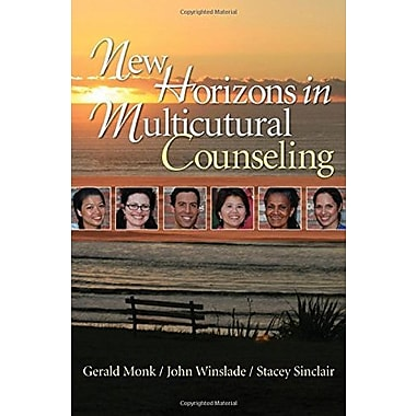 New Horizons in Multicultural Counseling, New Book (9781412916769)