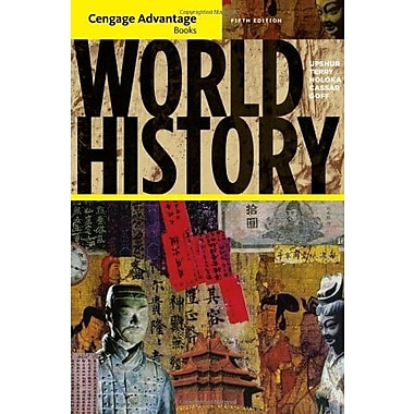 Cengage Advantage Books: World History, New Book (9781111345143)