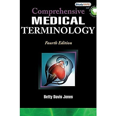 Comprehensive Medical Terminology (Book Only), New Book (9781111320294)