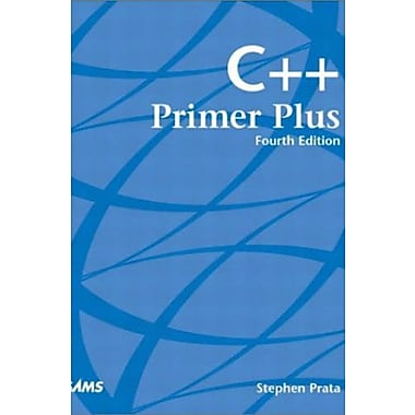 C++ Primer Plus (4th Edition), New Book (9780672322235)