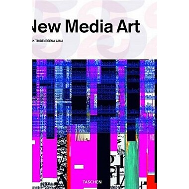 New Media Art (25), Used Book (9783836514132)