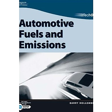 TechOne: Fuels and Emissions, New Book (9781401880088)