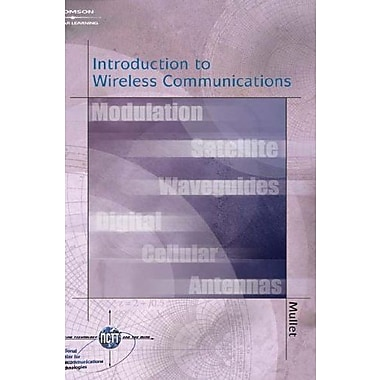 Wireless Telecommunications Systems and Networks, New Book (9781401886592)