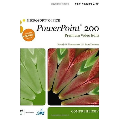 New Perspectives on Microsoft Office PowerPoint 2007, Comprehensive, Premium Video Edition (9780538476058)