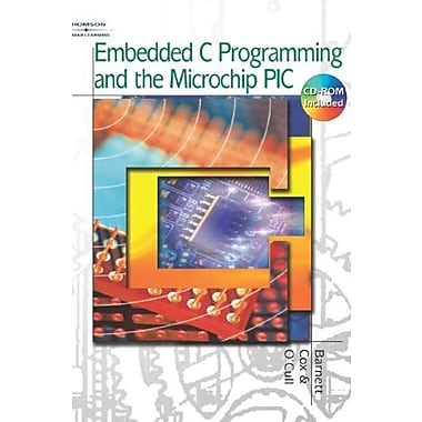 Embedded C Programming and the Microchip PIC, New Book (9781401837488)
