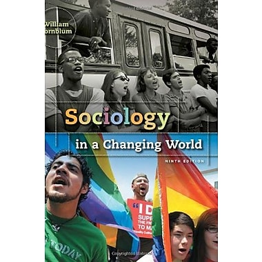 Sociology in a Changing World, New Book (9781111301576)
