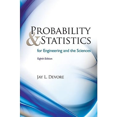 Bundle: Probability & Statistics for Engineering & the Sciences, New Book (9781111655495)