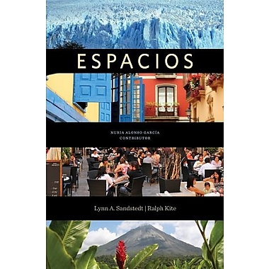 Espacios (New 1st Editions in Spanish), New Book (9781285052366)