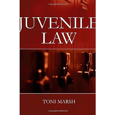 Juvenile Law, New Book (9781401840198)