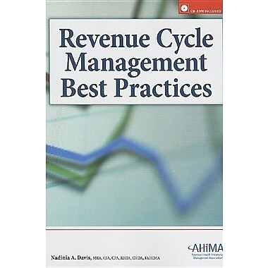 Revenue Cycle Managment Best Practices [With CDROM], Used Book (9781584262213)