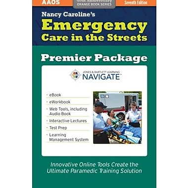 Nancy Caroline's Emergency Care In The Streets Premier Package, Used Book (9781284038316)