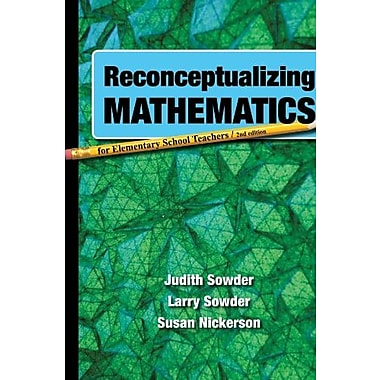 Reconceptualizing Mathematics, Used Book (9781464103353)