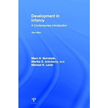Development in Infancy: A Contemporary Introduction, New Book (9781848726581)