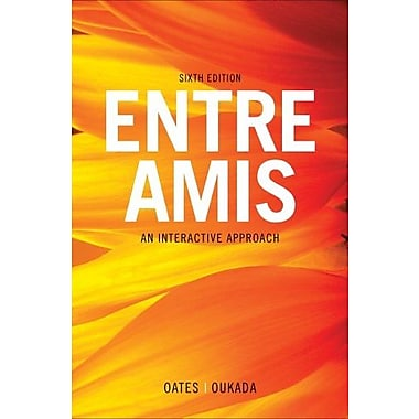 Bundle: Entre Amis, 6th + iLrn(TM) Heinle Learning Center Printed Access Card, New Book (9781133292609)