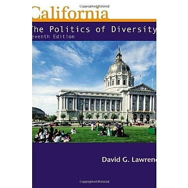 California: The Politics of Diversity, Used Book (9781111833534)