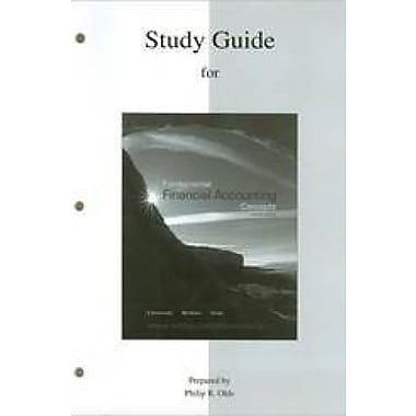 Study Guide to accompany Fundamental Financial Accounting Concepts, (9780077269852)