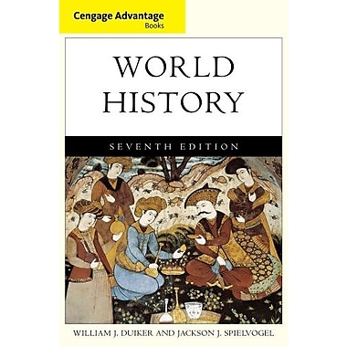 Cengage Advantage Books: World History, Complete, New Book (9781111837655)