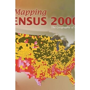 Mapping Census 2000, New Book (9781589480148)