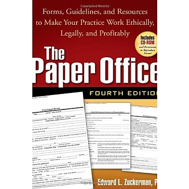 The Paper Office, Fourth Edition (9781593858353)