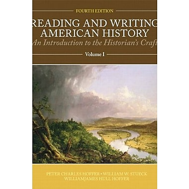 Reading and Writing American History Volume 1 (4th Edition), New Book (9781256358862)