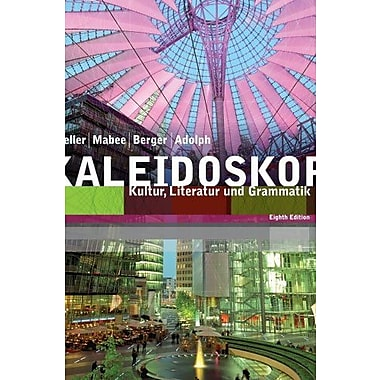 Kaleidoskop, New Book (9781111344207)