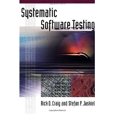 Systematic Software Testing (Artech House Computer Library), Used Book (9781580535083)