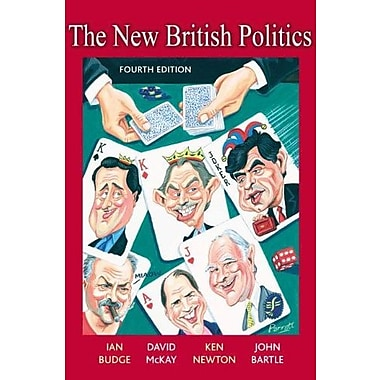The New British Politics, Used Book (9781405824217)