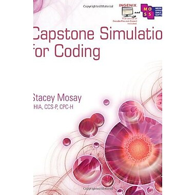Capstone Simulation for Coding, New Book (9781111318826)