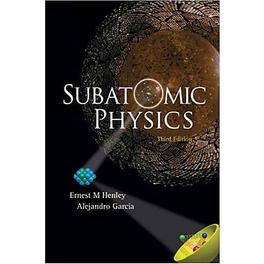 Subatomic Physics, New Book (9789812700568)