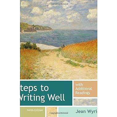 Steps to Writing Well with Additional Readings, New Book (9781133311294)