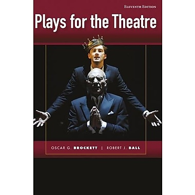 Plays for the Theatre, Enhanced, Used Book (9781133310693)