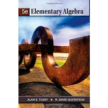 Elementary Algebra, 5th Edition (Textbooks Available with Cengage Youbook), Used Book (9781111567668)