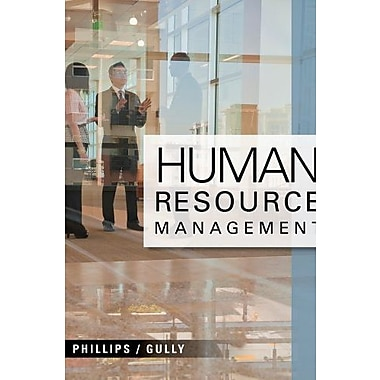 Human Resource Management, New Book (9781111533557)