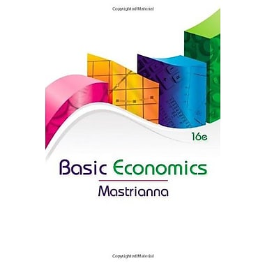 Basic Economics, New Book (9781111826642)