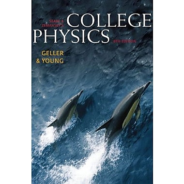 College Physics, Volume 1 (Chs. 1-16) with MasteringPhysics (8th Edition), (9780805392142)
