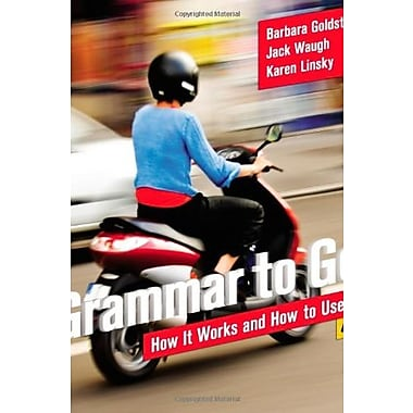 Grammar to Go: How It Works and How To Use It, Used Book (9781133307365)