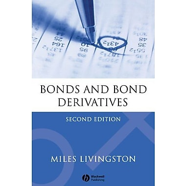 Bonds and Bond Derivatives, New Book (9781405119122)