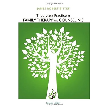 Theory and Practice of Family Therapy and Counseling, New Book (9781111840501)